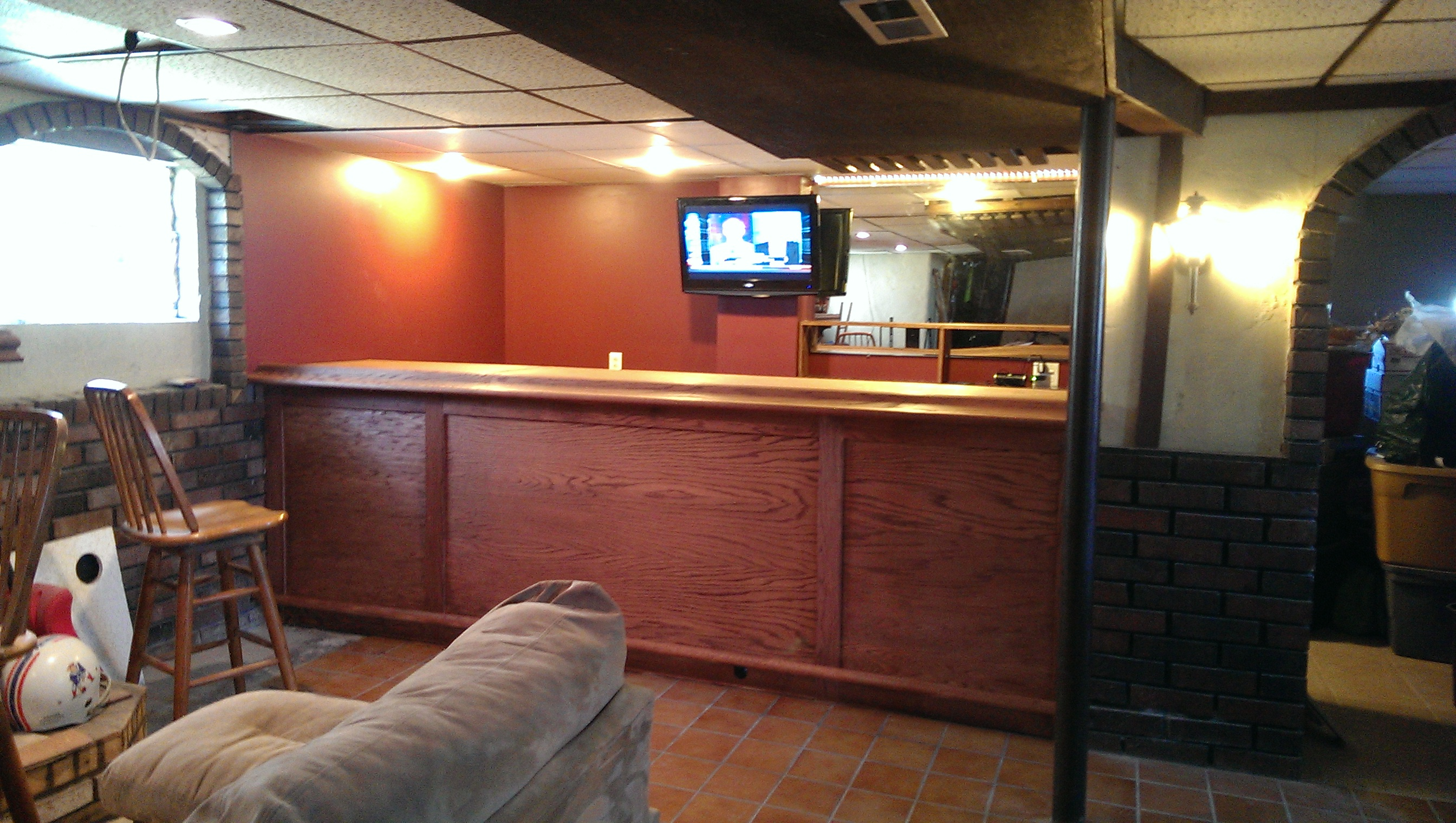 Build a bar 100 kitchen cabinets bars patio best 25 for Home designs unlimited llc